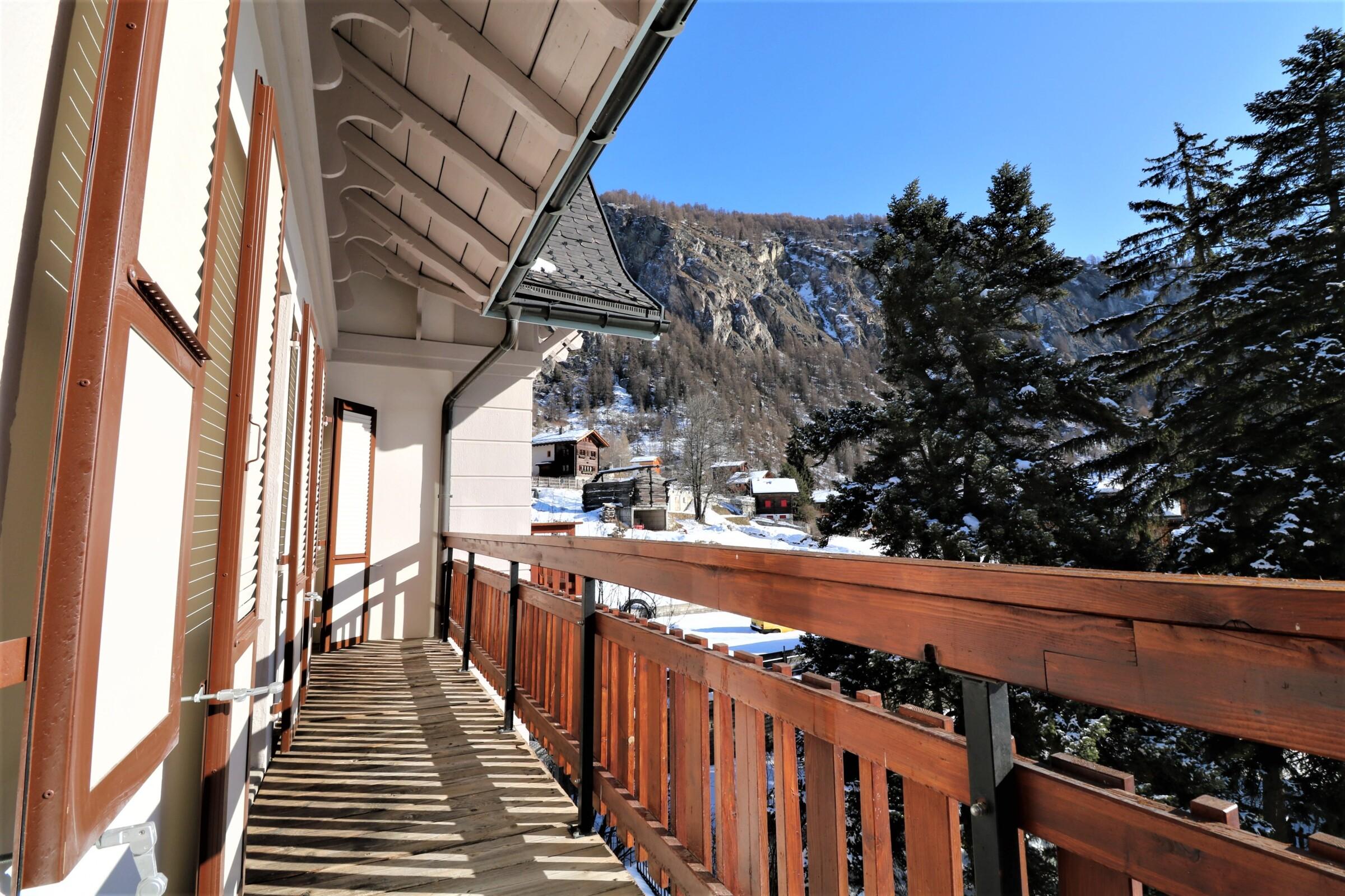 Ferienwohnung 211 RESIDENCE D'EVOLENE 30 (1717425), Evolène, Val d'Hérens, Wallis, Schweiz, Bild 9