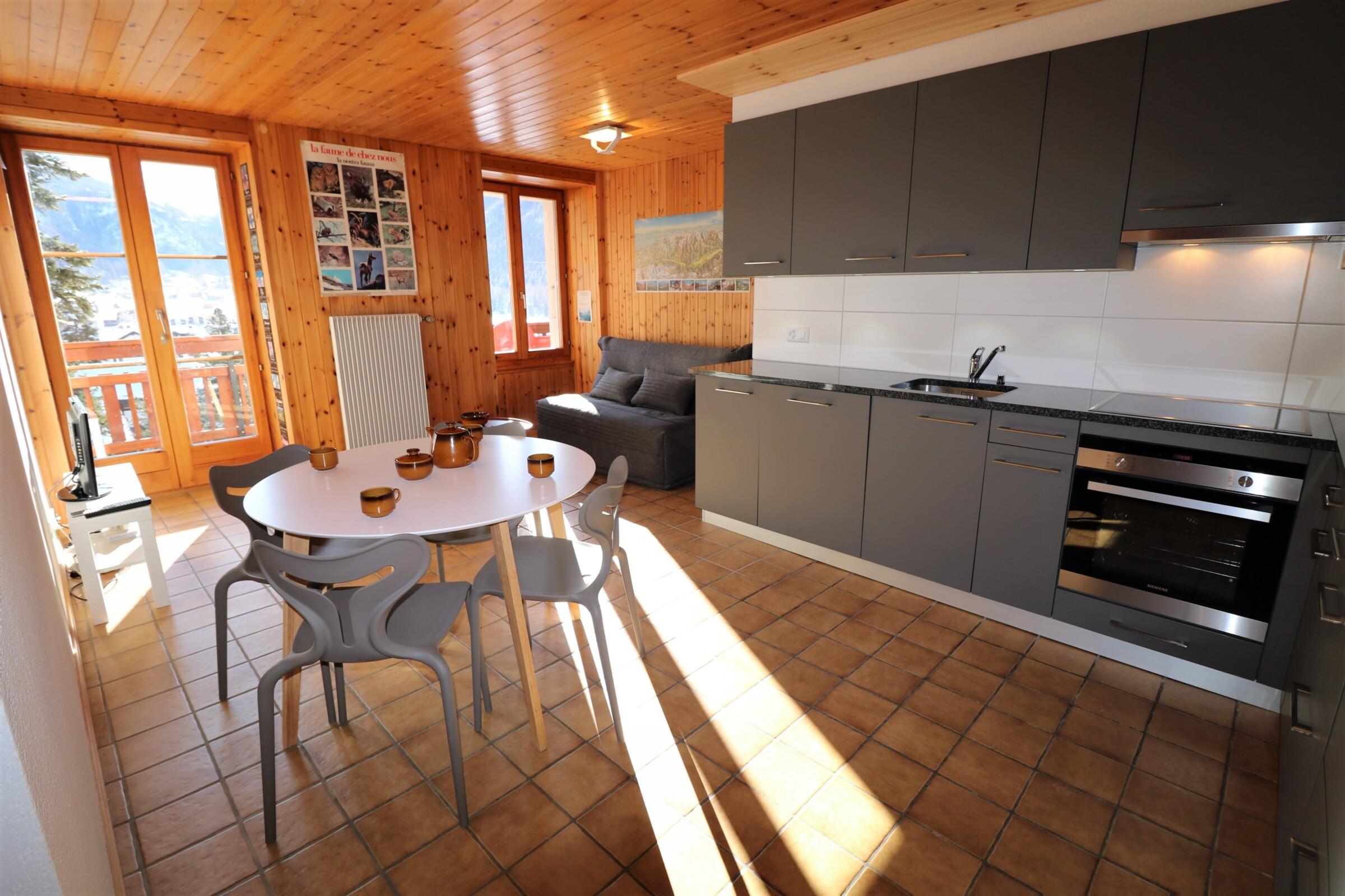 Ferienwohnung 211 RESIDENCE D'EVOLENE 30 (1717425), Evolène, Val d'Hérens, Wallis, Schweiz, Bild 5