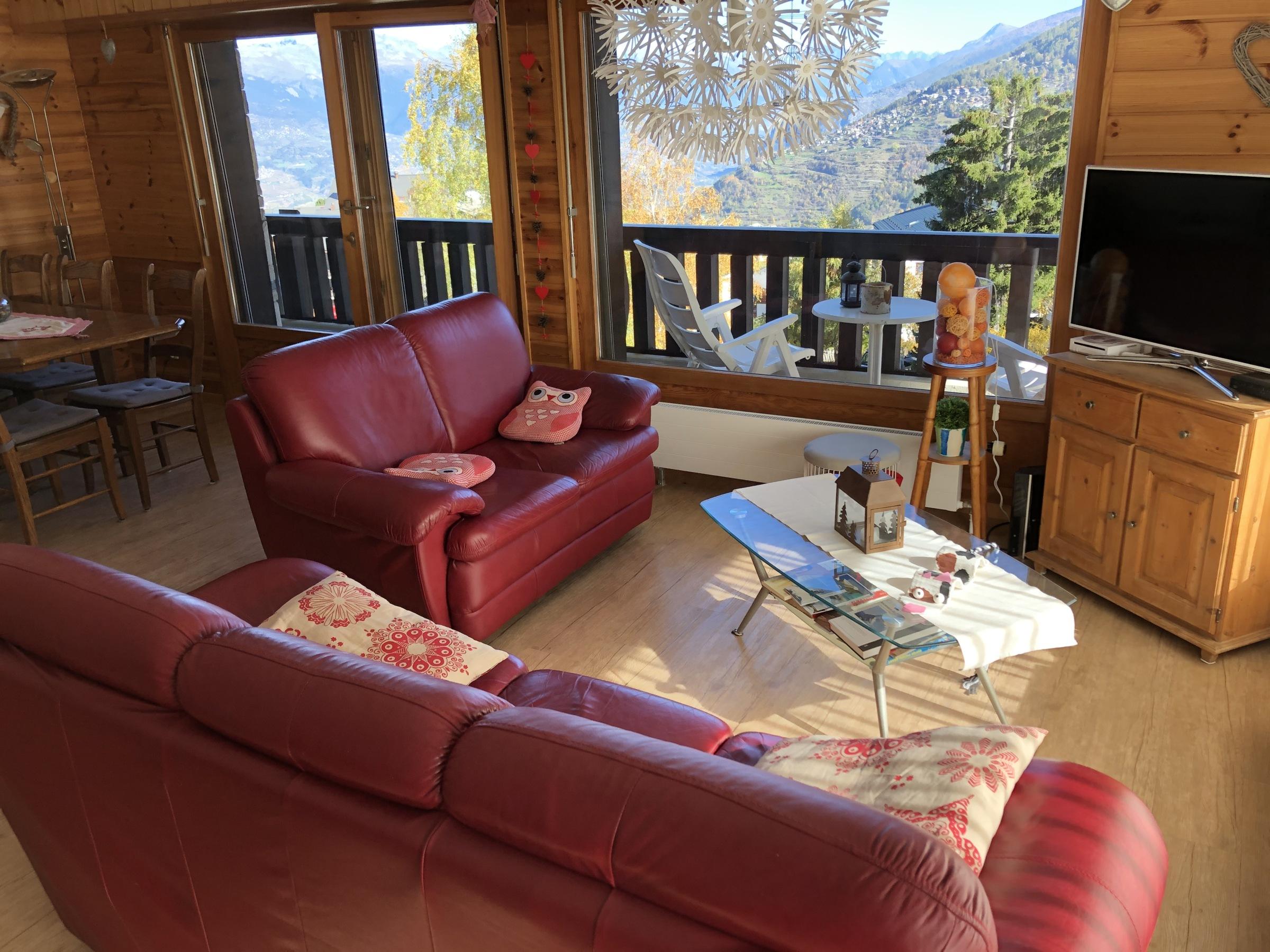 Ferienwohnung Rosalp C2 (2712568), Haute-Nendaz, 4 Vallées, Wallis, Schweiz, Bild 2
