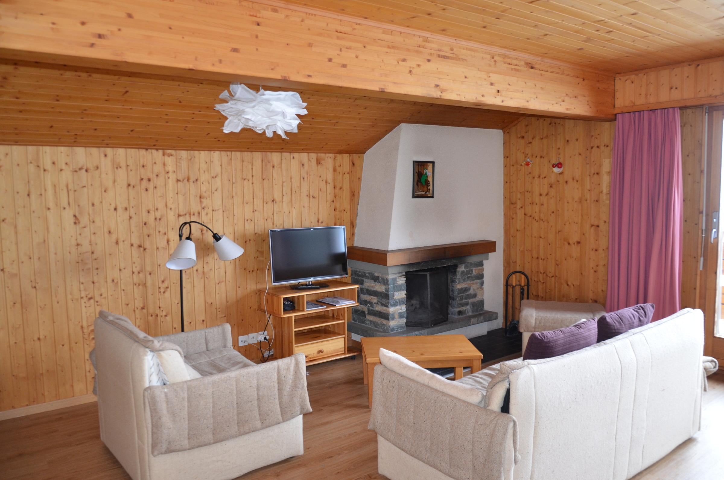 Appartement de vacances Panorama 80 (1947995), Thyon-Les Collons, 4 Vallées, Valais, Suisse, image 1