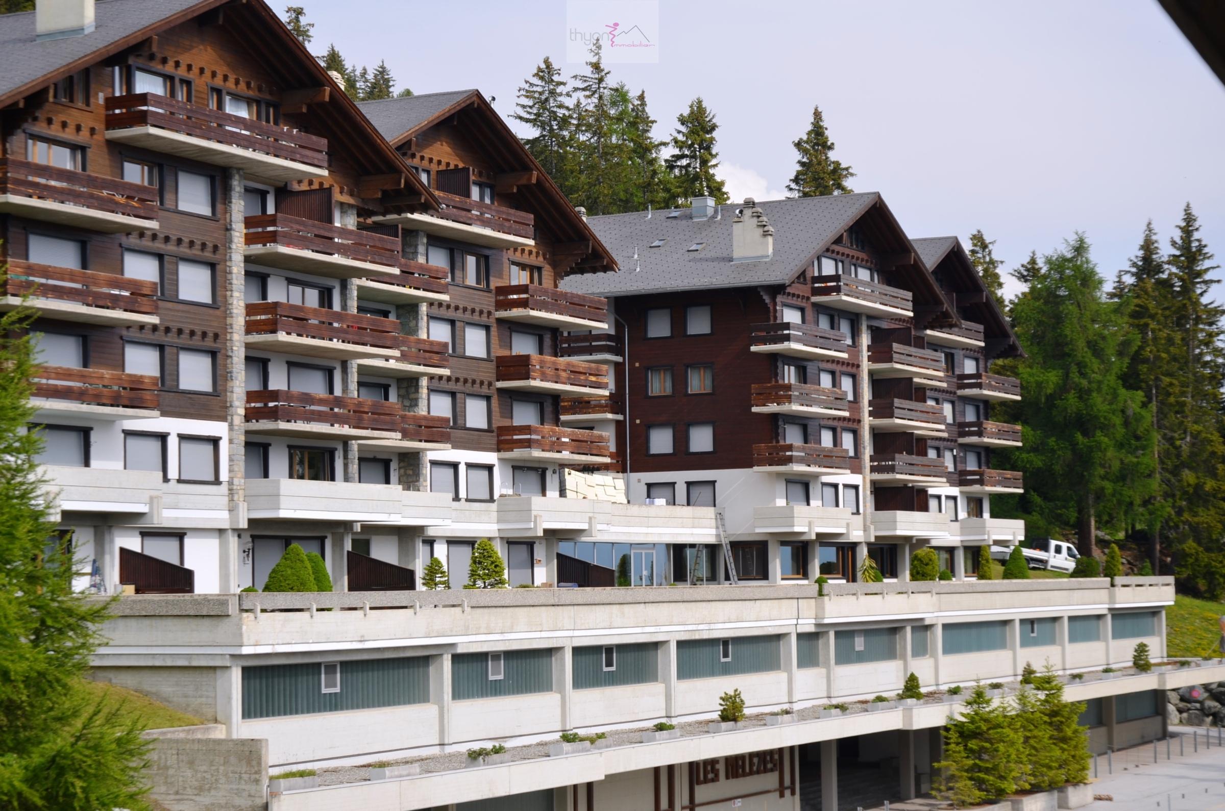 Appartement de vacances Les Mélèzes 198 C (1948022), Thyon-Les Collons, 4 Vallées, Valais, Suisse, image 7