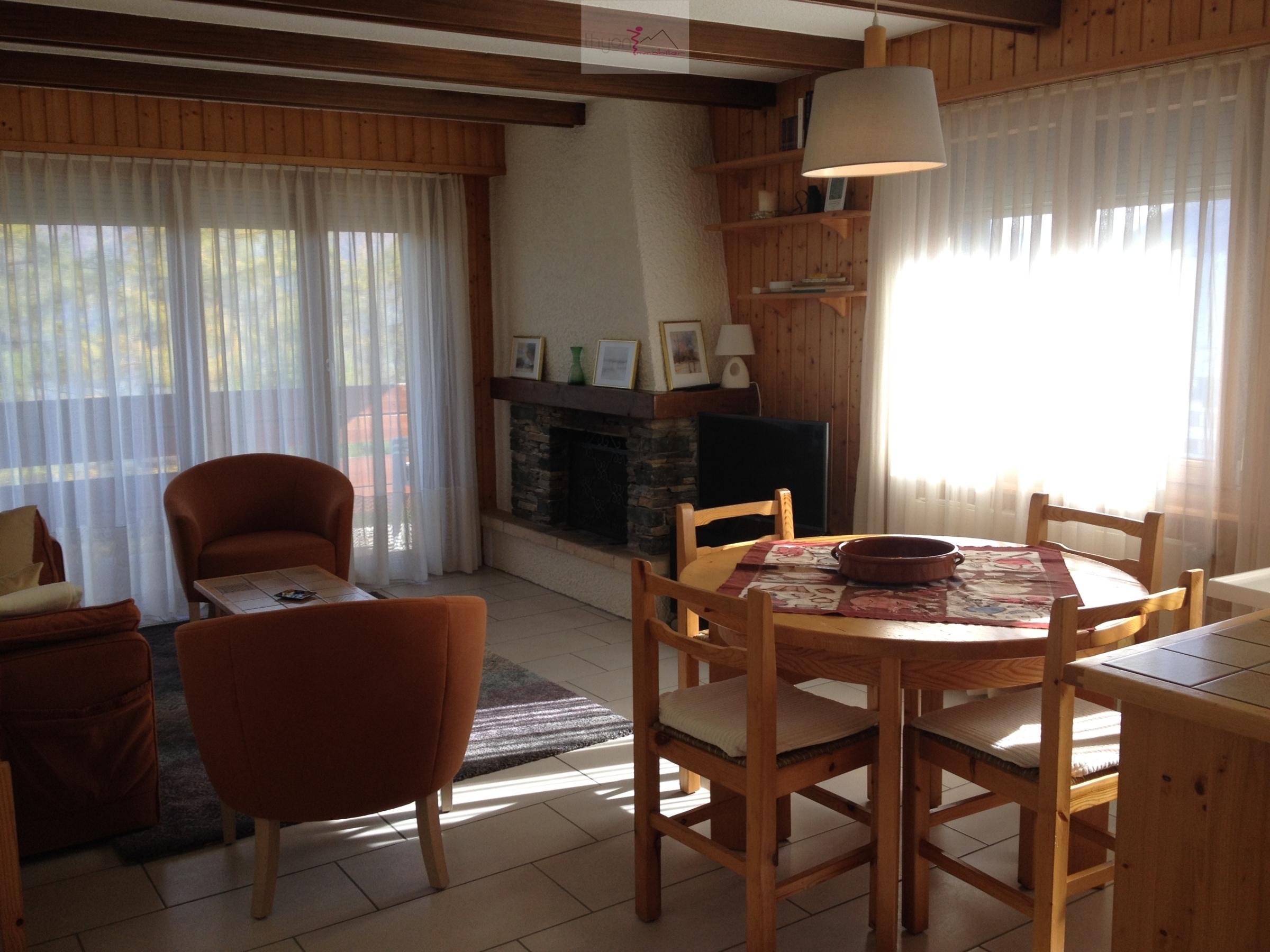 Appartement de vacances Les Mélèzes 198 C (1948022), Thyon-Les Collons, 4 Vallées, Valais, Suisse, image 2