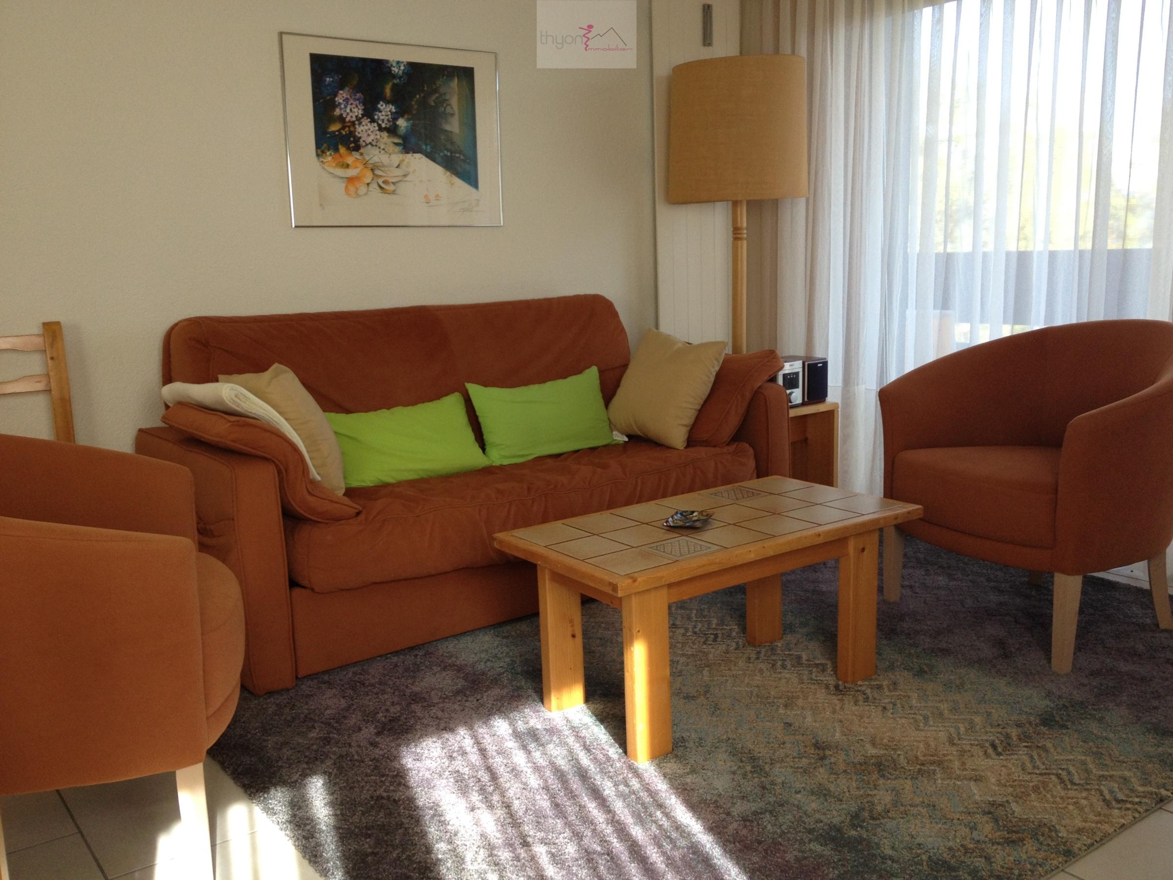 Appartement de vacances Les Mélèzes 198 C (1948022), Thyon-Les Collons, 4 Vallées, Valais, Suisse, image 3