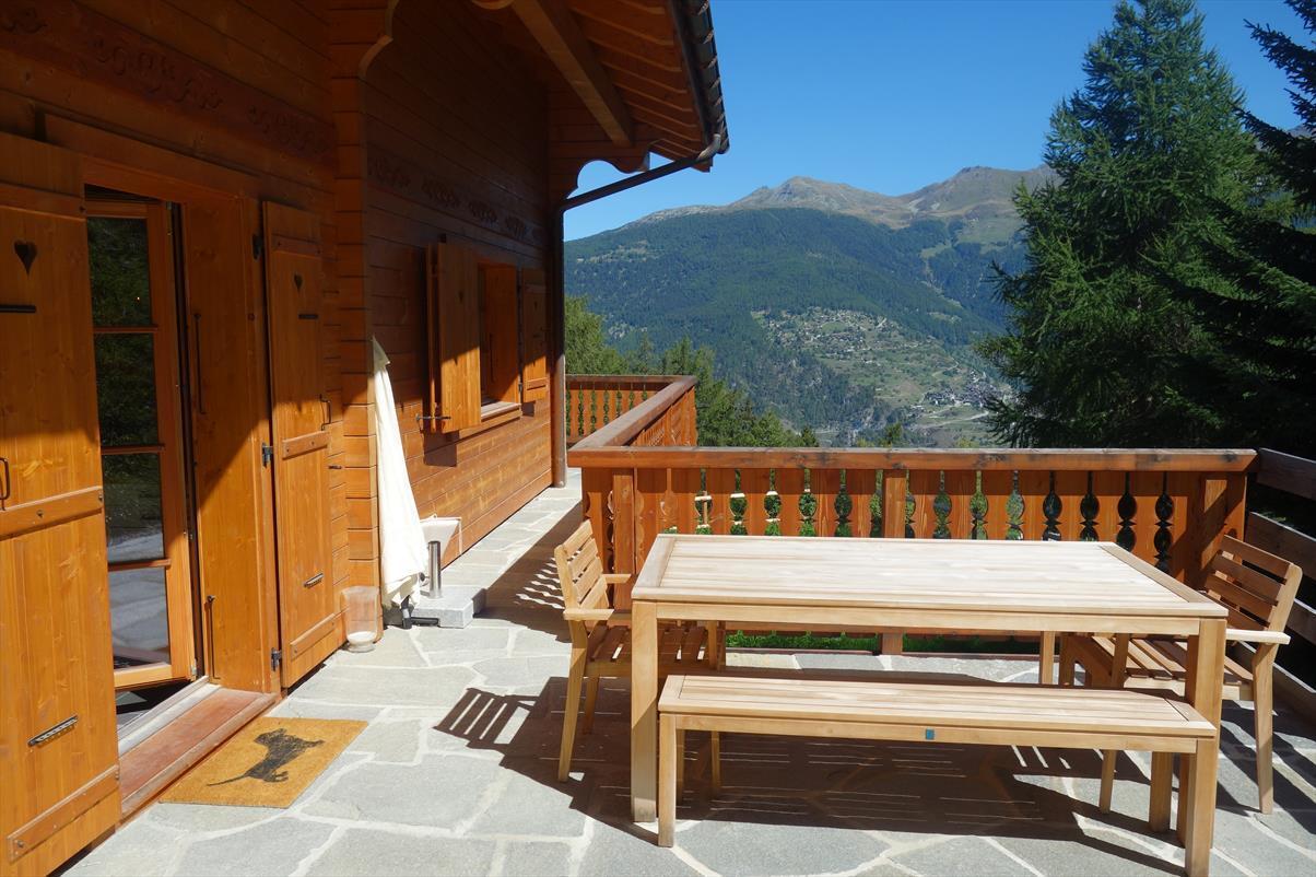 Ferienhaus Chalet Les Croix Noires 4-Vallées - Type CHB5 (B-1 (2294832), Thyon-Les Collons, 4 Vallées, Wallis, Schweiz, Bild 26