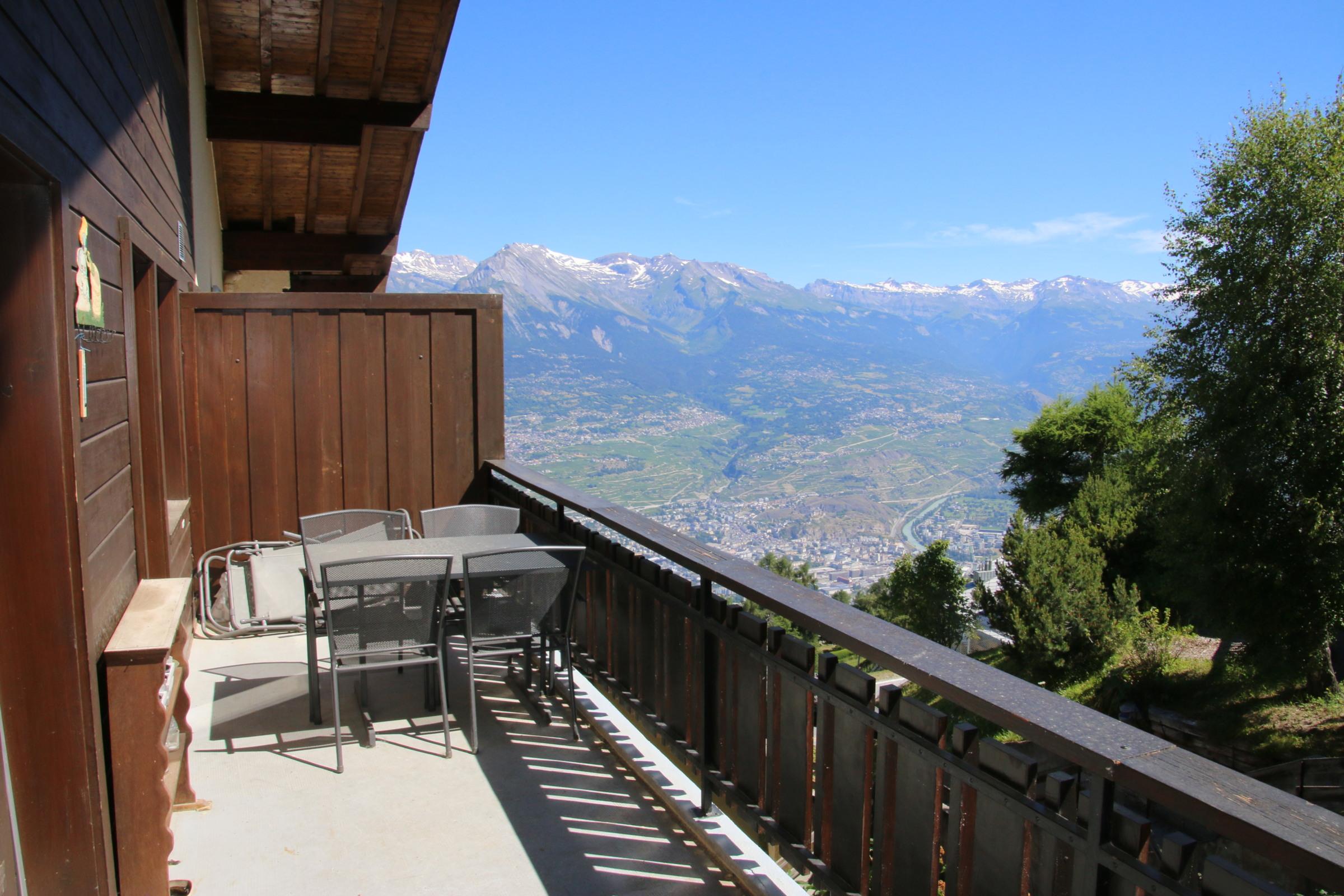 Appartement de vacances Magrappé M 645 - Type D3 Télécabine (G-6-W) (1899975), Veysonnaz, 4 Vallées, Valais, Suisse, image 2