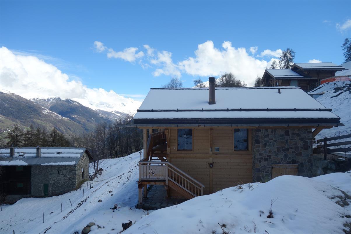 Ferienhaus Chalet Skyfall 4-Vallées - Type CHA4 (B-6-W) (2617718), Thyon-Les Collons, 4 Vallées, Wallis, Schweiz, Bild 10