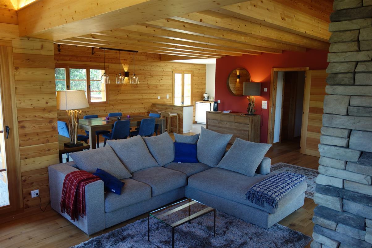 Ferienhaus Chalet Les Croix Noires 4-Vallées - Type CHB5 (B-1 (2294832), Thyon-Les Collons, 4 Vallées, Wallis, Schweiz, Bild 24