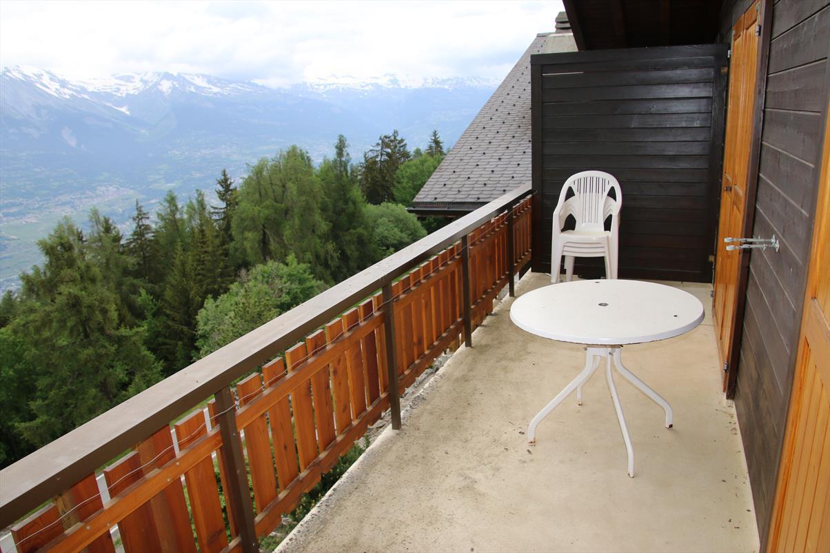 Appartement de vacances Mayens de l'Ours DZ 131 - Type B2 (B-6-i) (1899990), Les Agettes, 4 Vallées, Valais, Suisse, image 6