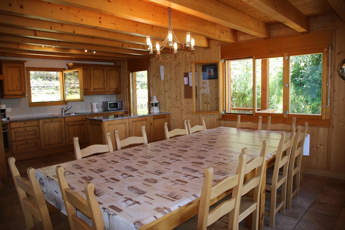 Maison de vacances Chalet Tschoueilles 014 - Type CHD4 (A-12-W-P) (1899877), Nendaz, 4 Vallées, Valais, Suisse, image 4
