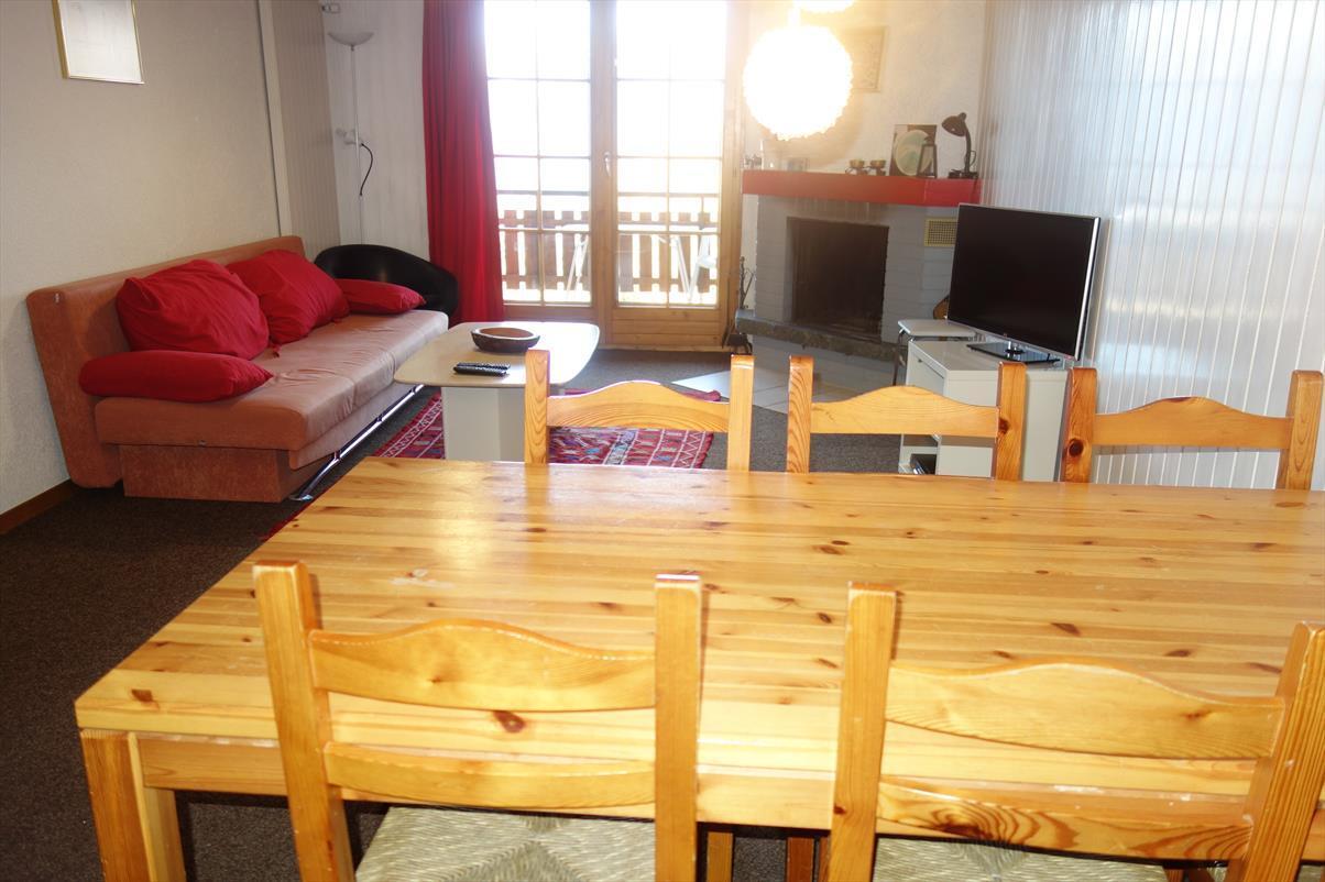 Appartement de vacances Mayens de l'Ours BZ 010 - Type D2 (B-8-i-Int) (1899982), Les Agettes, 4 Vallées, Valais, Suisse, image 2