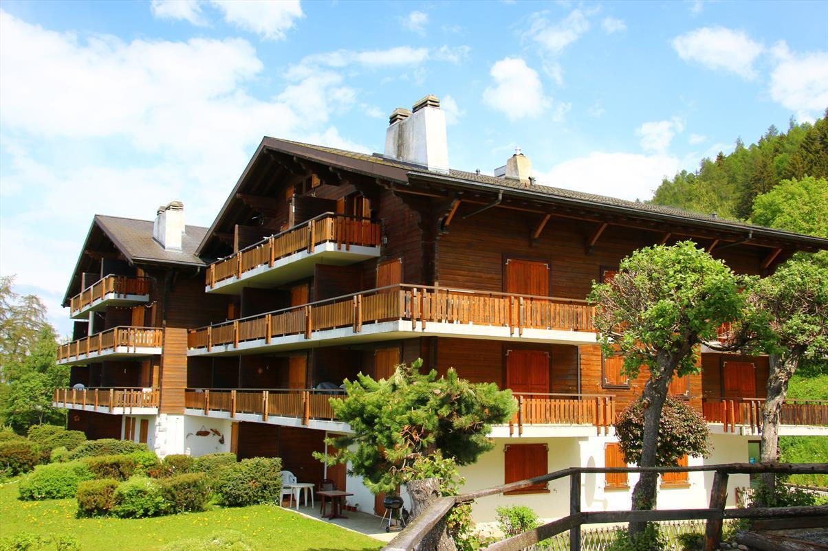 Appartement de vacances Mayens de l'Ours DZ 131 - Type B2 (B-6-i) (1899990), Les Agettes, 4 Vallées, Valais, Suisse, image 7