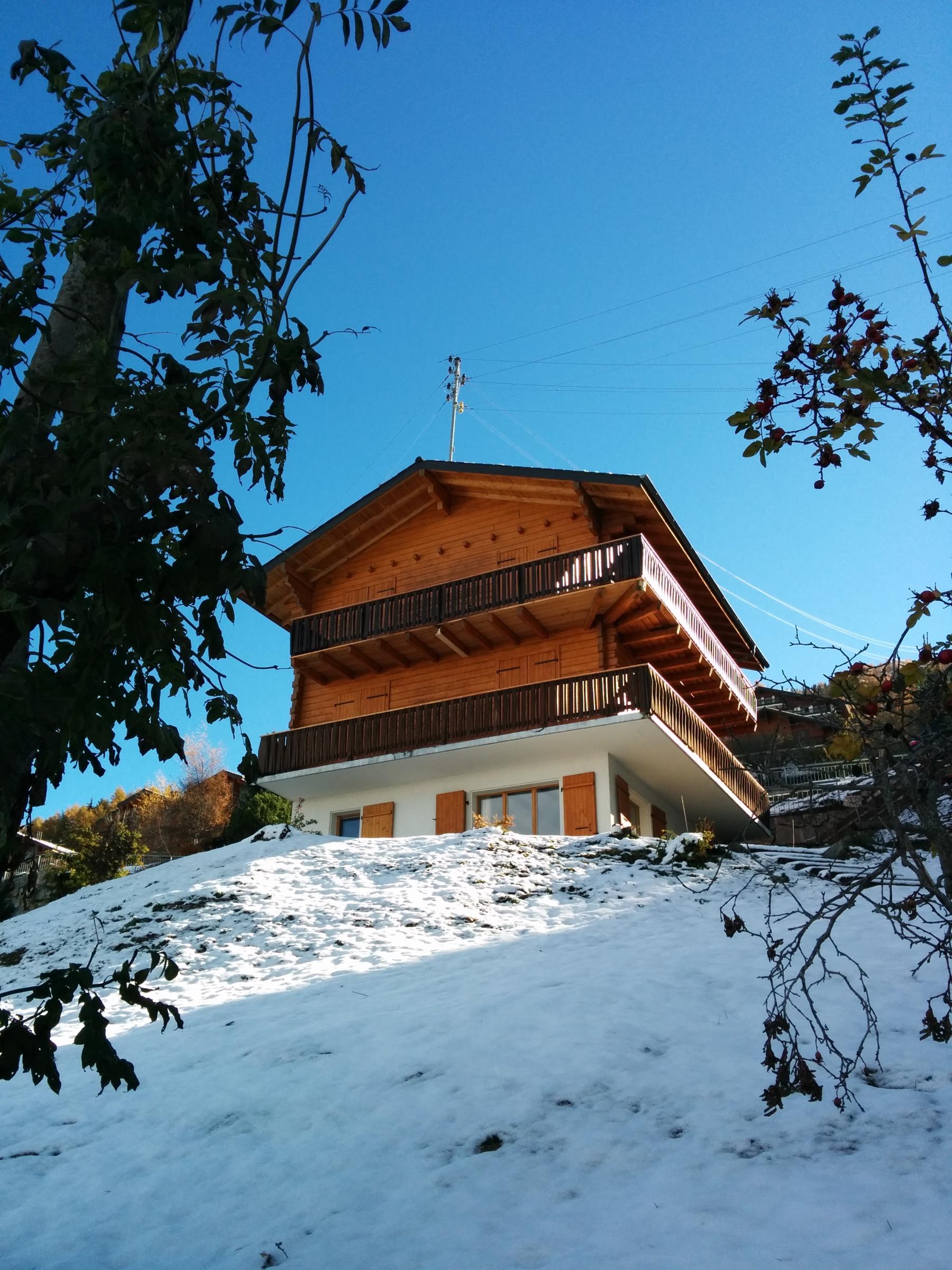 Appartement de vacances La Crettaz app.dans chalet -Type D2 Centre (D-6-W) (1899959), Veysonnaz, 4 Vallées, Valais, Suisse, image 10