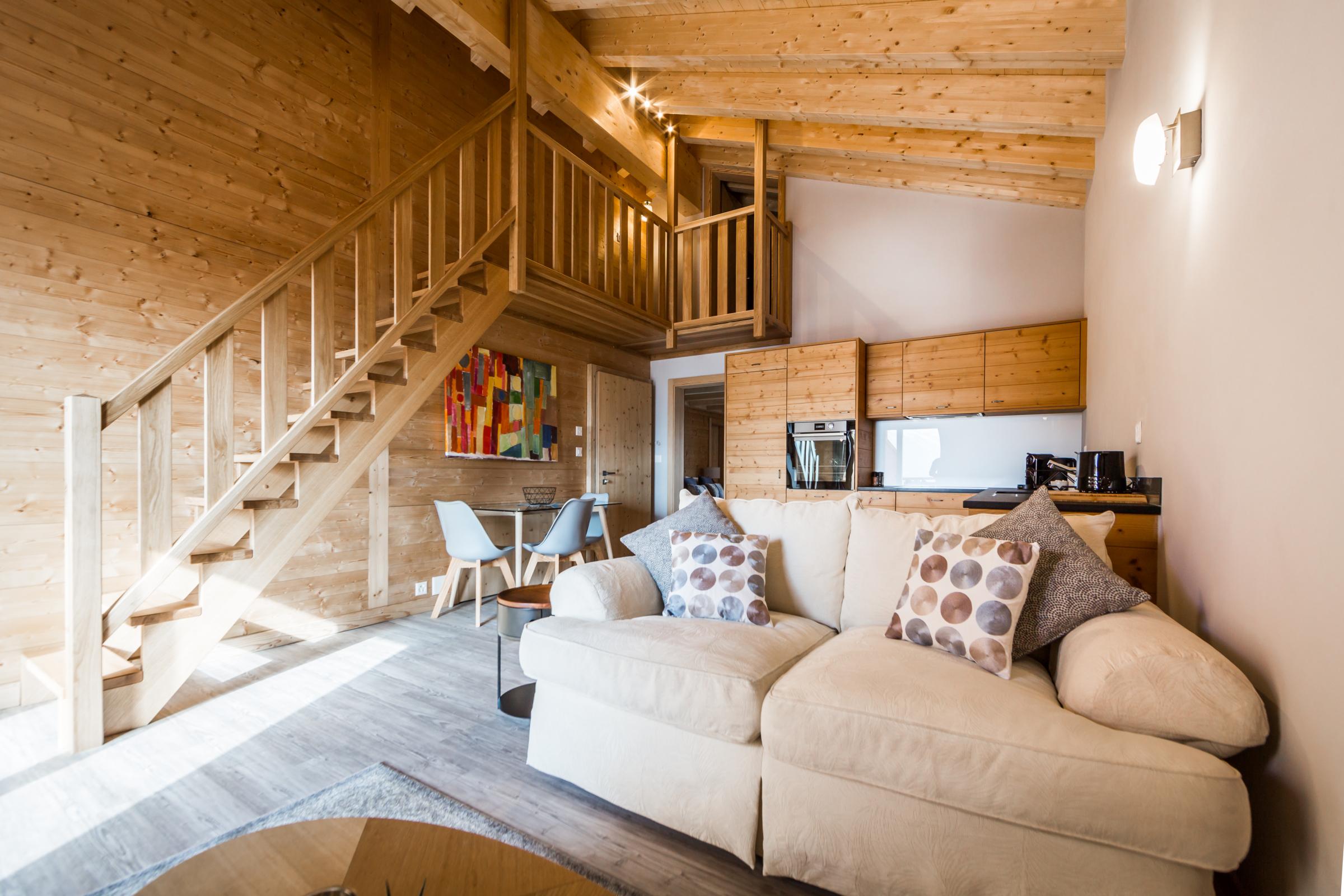 Ferienwohnung En Masse Resort App 005 - Type C4 (B-4-W) (2708720), Les Masses, 4 Vallées, Wallis, Schweiz, Bild 1