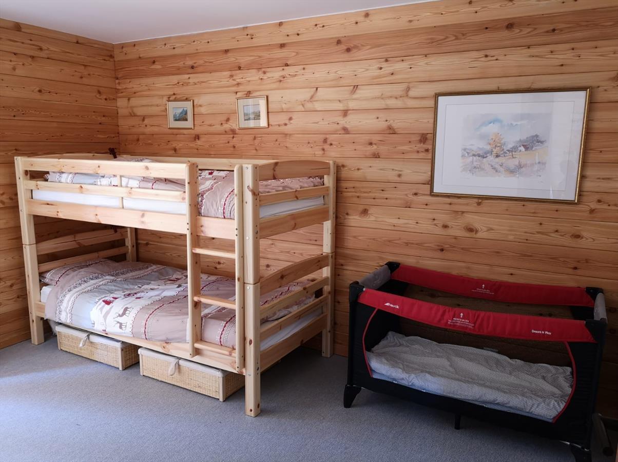 Ferienhaus Chalet Les Croix Noires 4-Vallées - Type CHB5 (B-1 (2294832), Thyon-Les Collons, 4 Vallées, Wallis, Schweiz, Bild 18