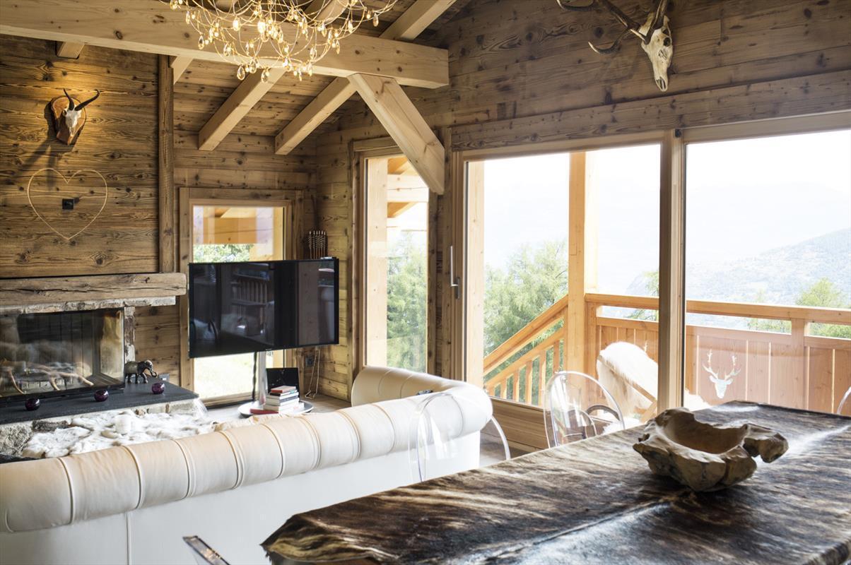 Maison de vacances Chalet Skyfall 4-Vallées - Type CHA4 (B-6-W) (2617718), Thyon-Les Collons, 4 Vallées, Valais, Suisse, image 1