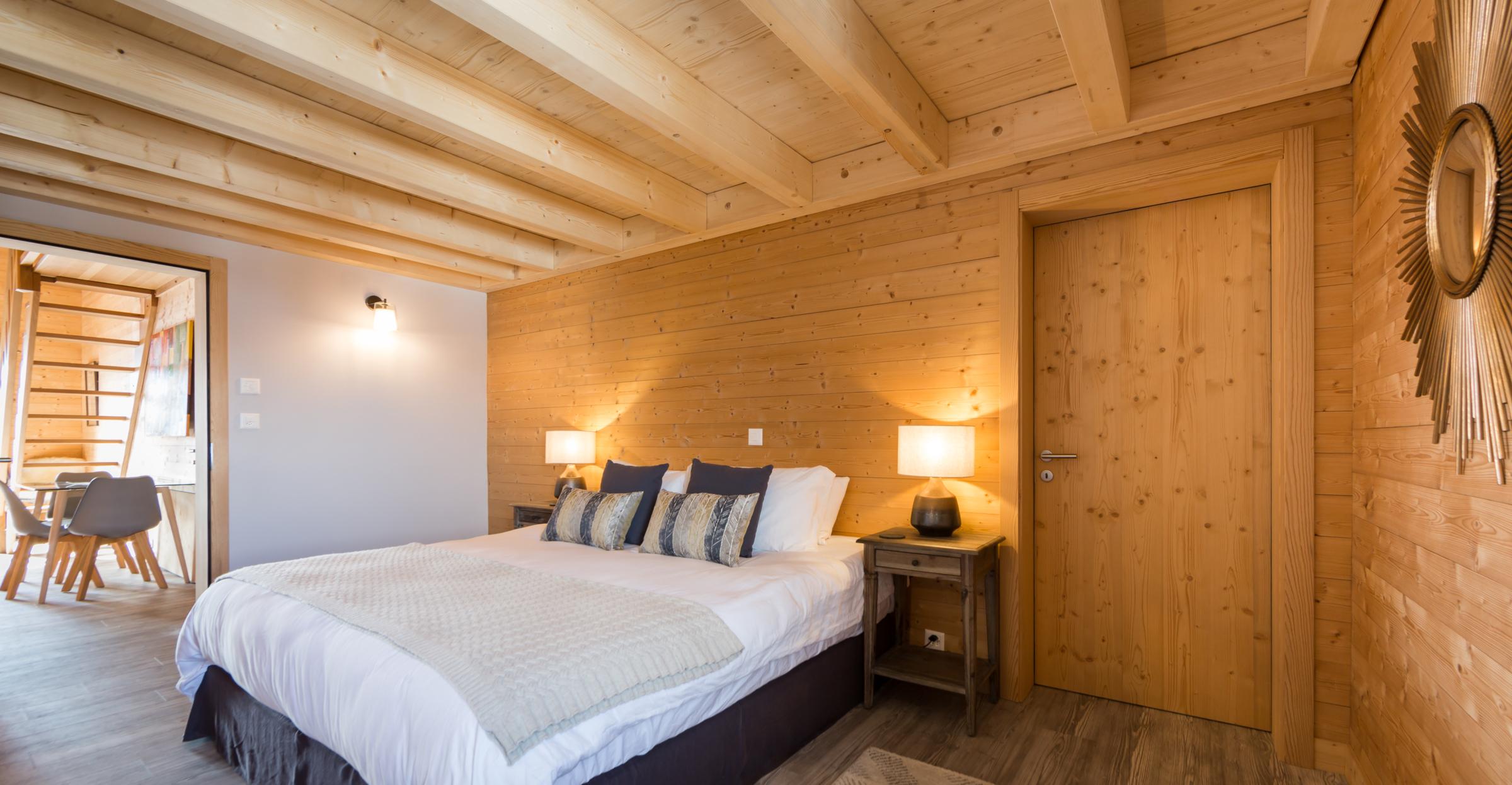 Ferienwohnung En Masse Resort App 005 - Type C4 (B-4-W) (2708720), Les Masses, 4 Vallées, Wallis, Schweiz, Bild 2