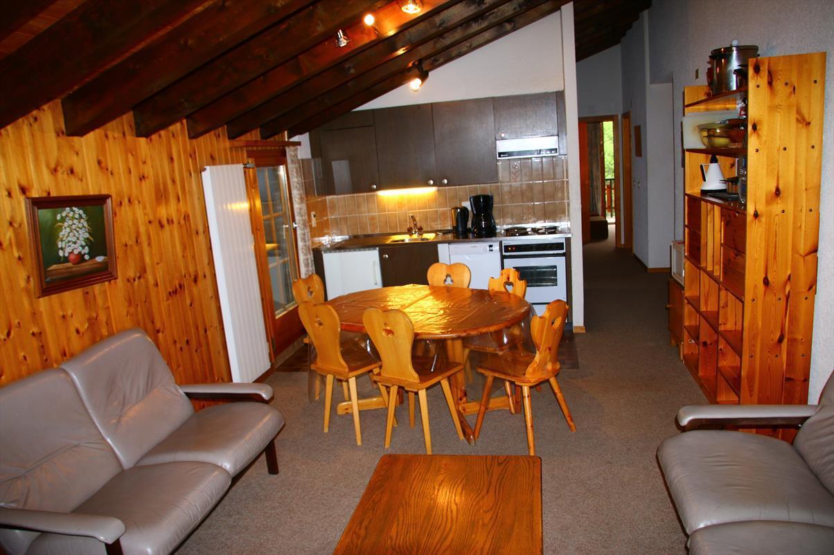 Appartement de vacances Mayens de l'Ours CZ 030 - Type D2 (B-6-i-Int) (1899986), Les Agettes, 4 Vallées, Valais, Suisse, image 4