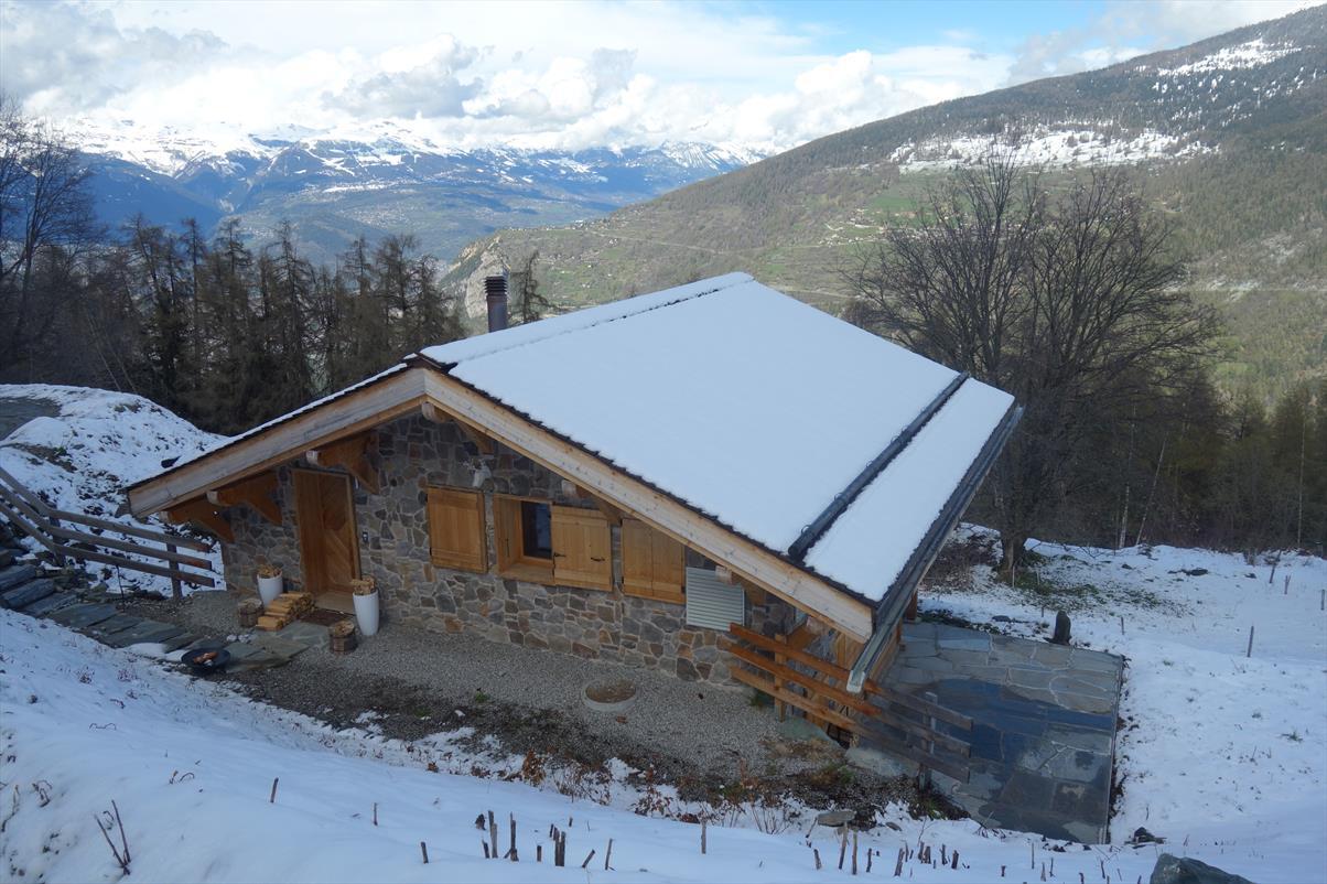 Ferienhaus Chalet Skyfall 4-Vallées - Type CHA4 (B-6-W) (2617718), Thyon-Les Collons, 4 Vallées, Wallis, Schweiz, Bild 18