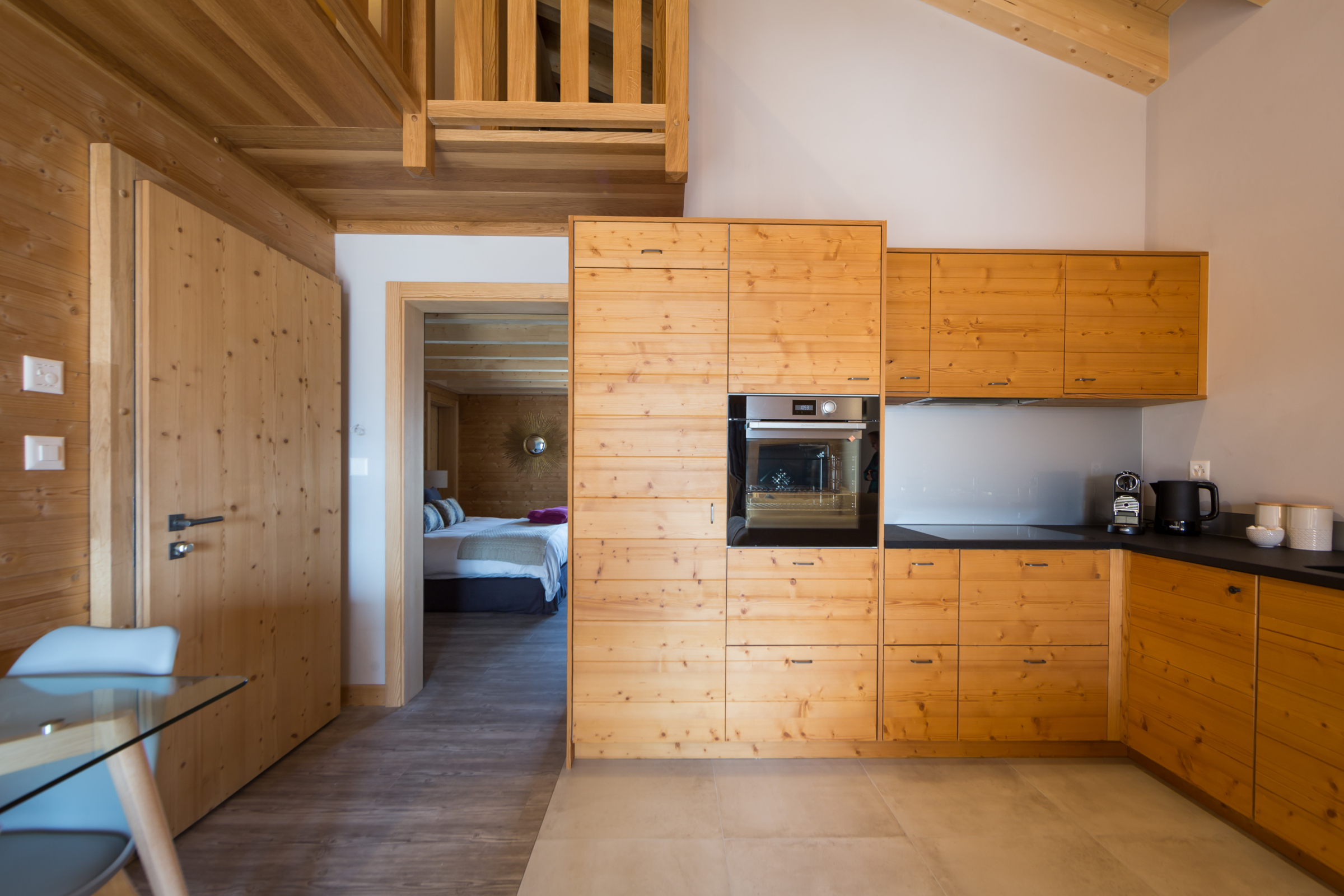 Ferienwohnung En Masse Resort App 005 - Type C4 (B-4-W) (2708720), Les Masses, 4 Vallées, Wallis, Schweiz, Bild 10