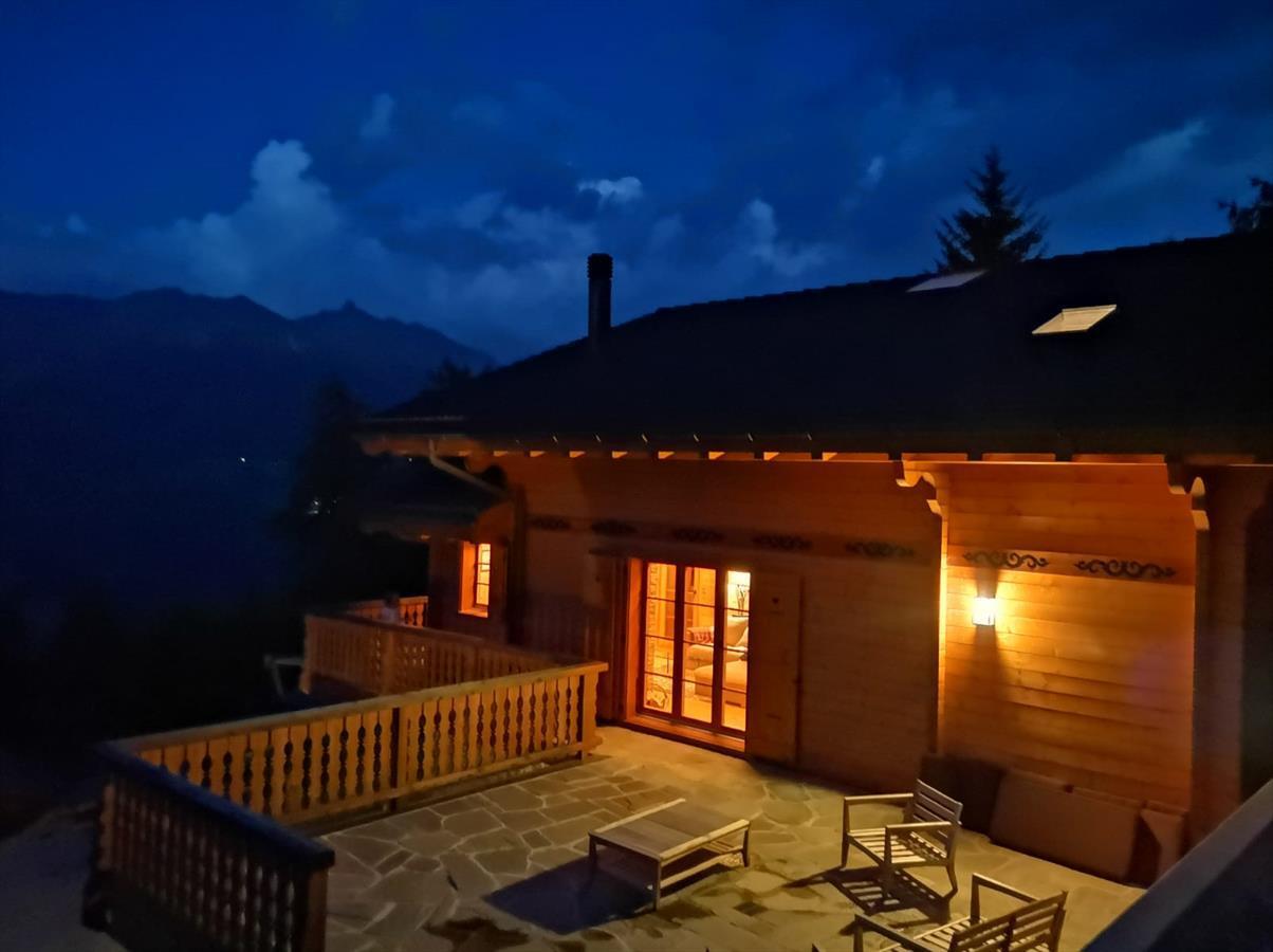Ferienhaus Chalet Les Croix Noires 4-Vallées - Type CHB5 (B-1 (2294832), Thyon-Les Collons, 4 Vallées, Wallis, Schweiz, Bild 22