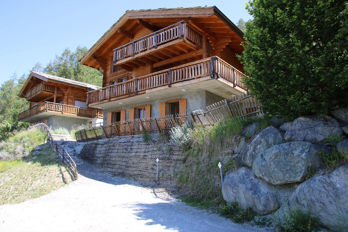 Maison de vacances Chalet Tschoueilles 014 - Type CHD4 (A-12-W-P) (1899877), Nendaz, 4 Vallées, Valais, Suisse, image 1