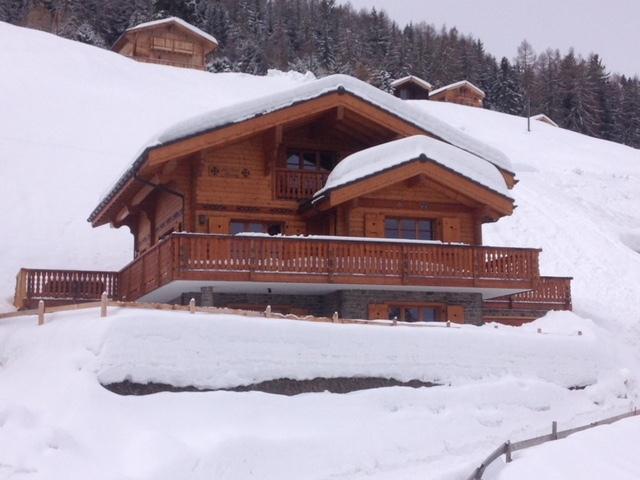 Ferienhaus Chalet Les Croix Noires 4-Vallées - Type CHB5 (B-1 (2294832), Thyon-Les Collons, 4 Vallées, Wallis, Schweiz, Bild 10