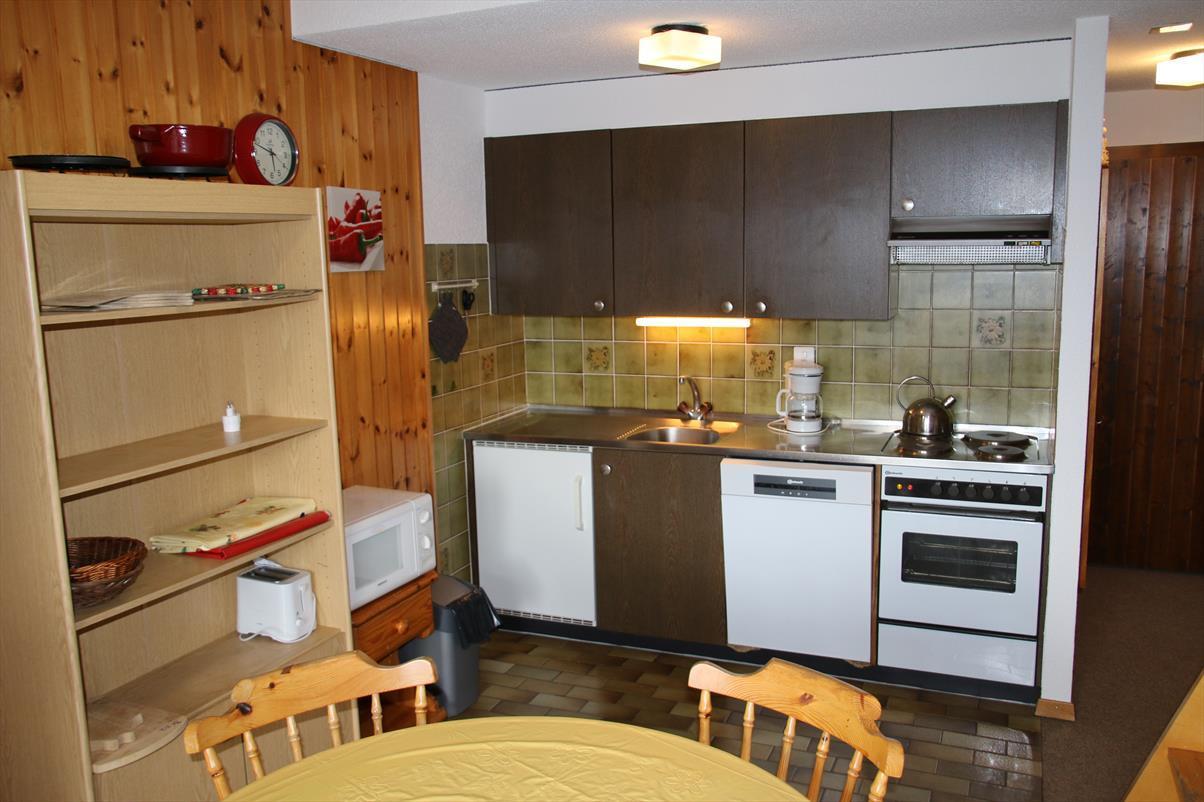Appartement de vacances Mayens de l'Ours DZ 131 - Type B2 (B-6-i) (1899990), Les Agettes, 4 Vallées, Valais, Suisse, image 3